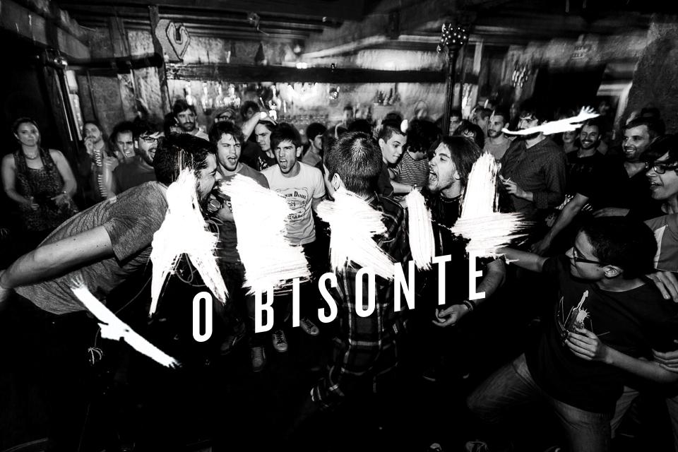 O Bisonte Banda O Bisonte ao vivo no P...
