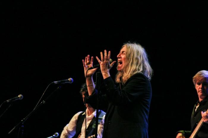 Patti Smith (Acoustic) 04 Dani Canto