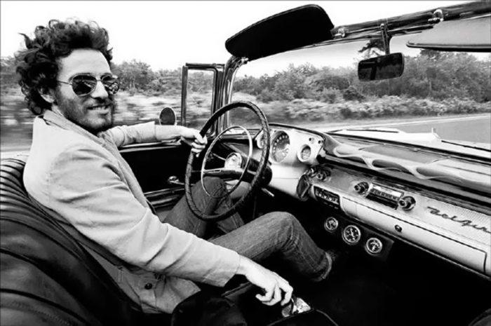 Bruce Springsteen 1976
