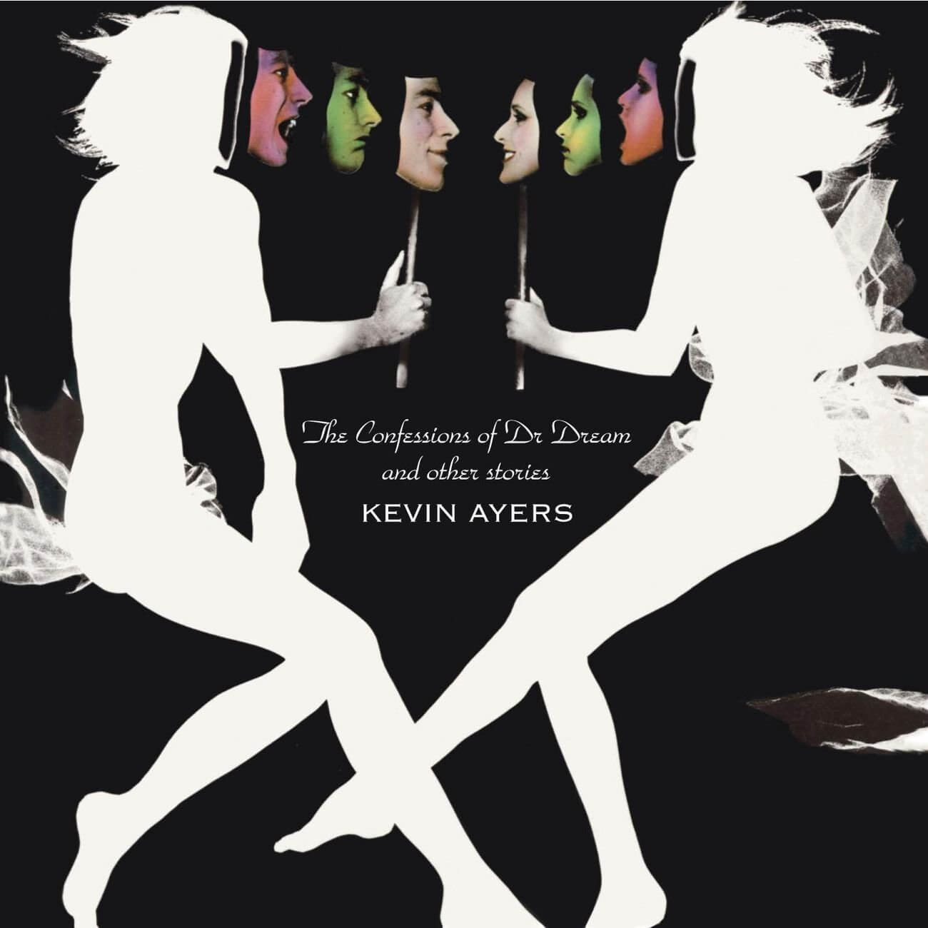 Kevin Ayers - Confessions